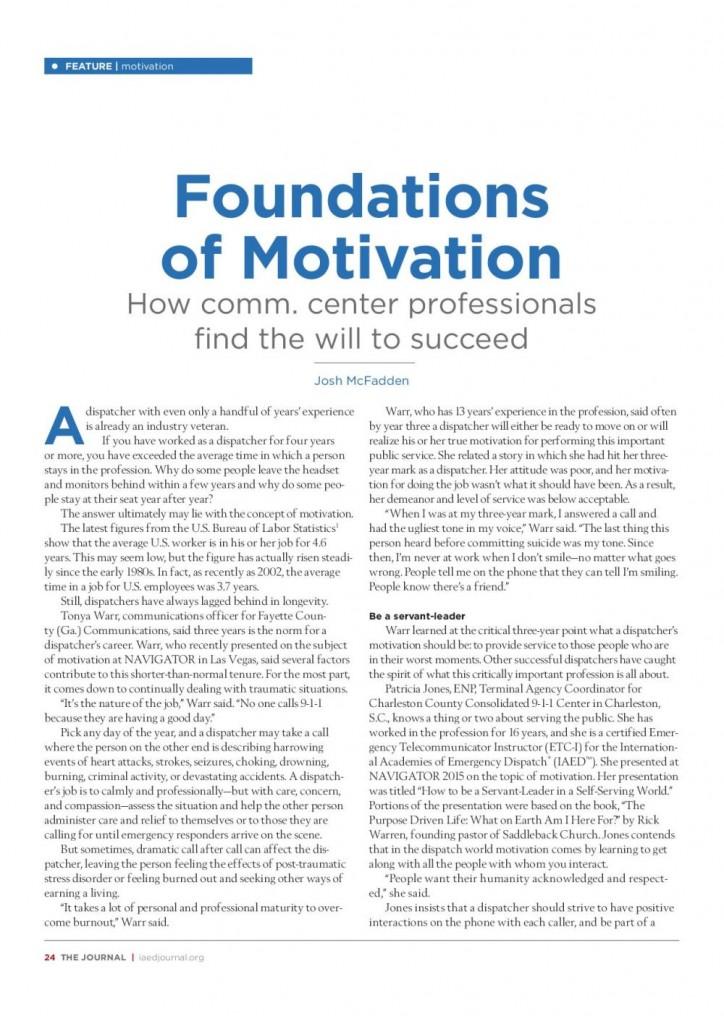 The Journal November December Issue